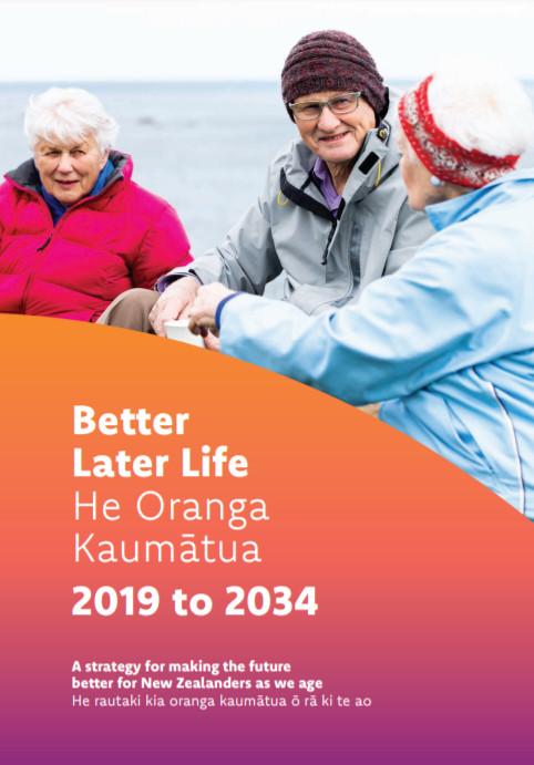 Better Later Life - He Oranga Kaumātua Thumbnail Image